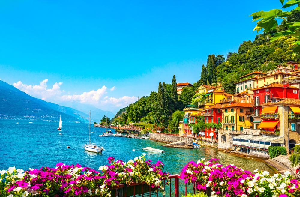 e Noord-Italiaanse meren